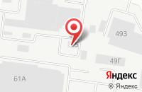 Схема проезда до компании Фосфорель в Воронеже