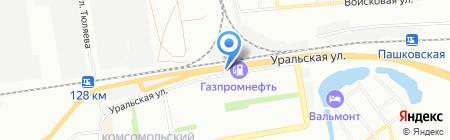 Express Pizza на карте Краснодара