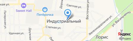 Средняя общеобразовательная школа №62 на карте Краснодара