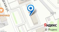 Компания Азия Мебель на карте