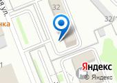 Атэк-Холдинг, ЗАО на карте
