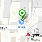 Местоположение компании Русский Холод