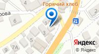 Компания Микс на карте