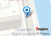 Locare на карте