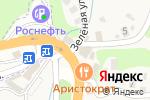 Схема проезда до компании Магазин фруктов и овощей в Кроянском