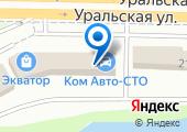 Пенетрон-Краснодар на карте