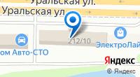 Компания ЛТМ на карте