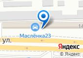 Кубань-двор на карте
