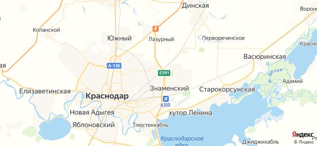 187а маршрутка в Краснодаре