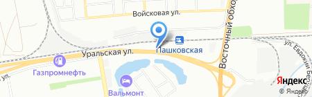 Автосельхозкомплект на карте Краснодара