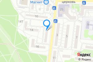 Двухкомнатная квартира в Воронеже ул. Космонавта Комарова, 12
