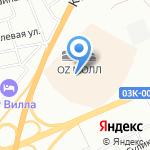 Массажный рай на карте Краснодара