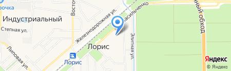 Детский сад №162 на карте Краснодара