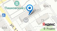Компания Детская библиотека №3 им. А.П. Гайдара на карте