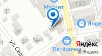 Компания Фаворит авто на карте