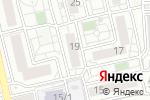 Схема проезда до компании Персона в Краснодаре