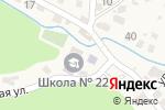 Схема проезда до компании Звёздочка в Мессажае