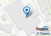 Горячеключевской на карте