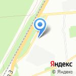 Интерколор на карте Воронежа
