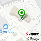 Местоположение компании ТехноПрофиль