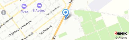 Банкомат БИНБАНК на карте Краснодара