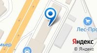 Компания Лес-Про на карте