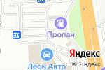 Схема проезда до компании Залозный С.В. в Краснодаре