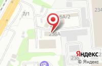 Схема проезда до компании Загс+ в Воронеже