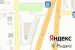 Схема проезда до компании Магазин автозапчастей в Знаменском