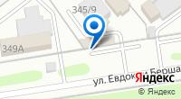 Компания Амкодор-Юг на карте