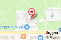 Схема проезда до компании Гранд-Инвест в Воронеже