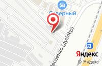 Схема проезда до компании Автокинг в Воронеже