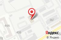 Схема проезда до компании Холдинг Инвест в Воронеже