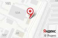 Схема проезда до компании Мко в Воронеже