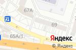 Схема проезда до компании Юг-Фарма в Воронеже