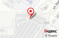 Схема проезда до компании Фаэтон в Воронеже