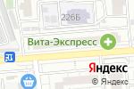 Схема проезда до компании Зверье мое в Воронеже