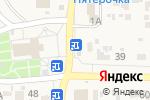 Схема проезда до компании Киоск фастфудной продукции в Ямном