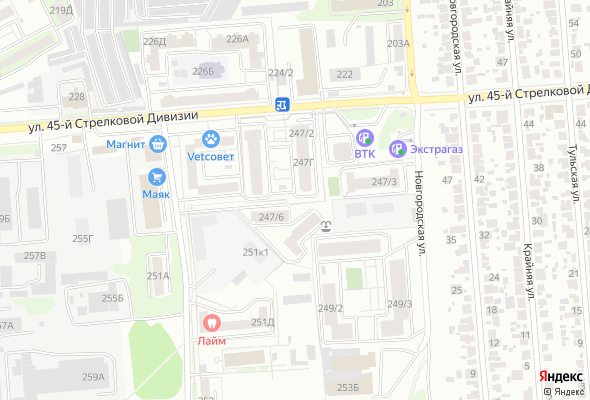 жилой комплекс Смарт-Квартал