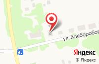 Схема проезда до компании Автокомплекс в Бабяково