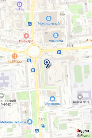 ARKCOMP на карте Воронежа