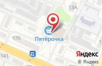 Схема проезда до компании Агентство Коммуникативного Менеджмента Успех в Воронеже