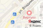 Схема проезда до компании АпельSин в Воронеже