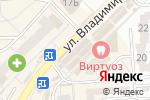 Схема проезда до компании Элика в Воронеже