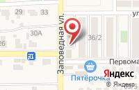 Схема проезда до компании Мастерская по ремонту обуви и заточке инструментов в Знаменском