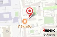 Схема проезда до компании Стройиндустрия в Воронеже