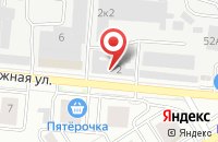 Схема проезда до компании Воронежское Автохозяйство в Воронеже