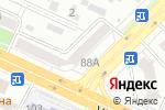 Схема проезда до компании Идея в Воронеже