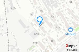Однокомнатная квартира в Воронеже ул. 121 Стрелковой Дивизии, 58