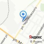 Монтажная компания на карте Воронежа
